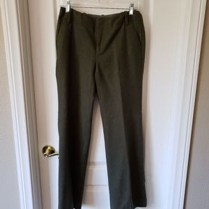 Banana Republic Wool Blend Pants size 2